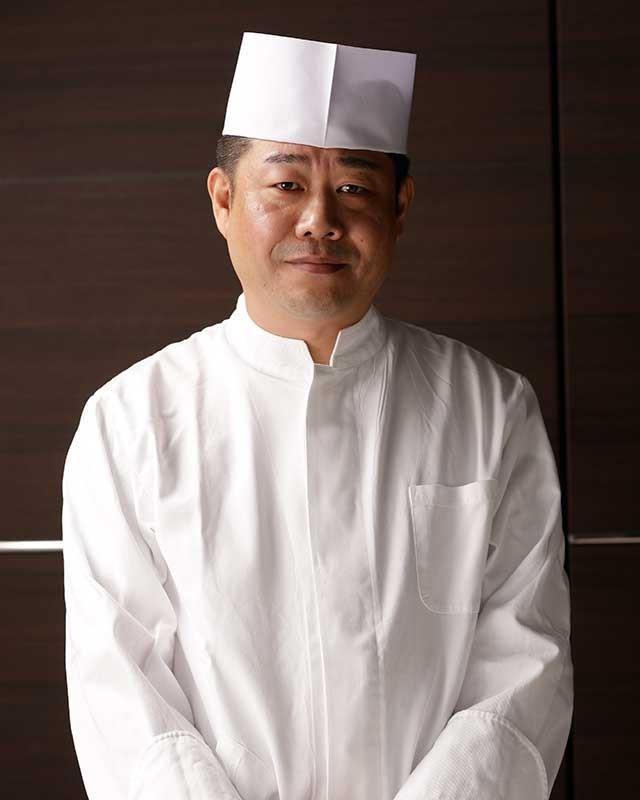 中華料理長小暮 淳